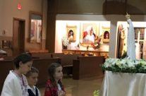 October 13, 2017 Fatima 100 year celebration